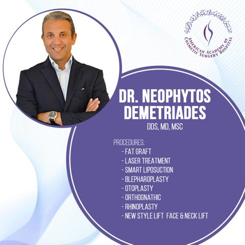 Cyprus Facial Surgery in Dubai